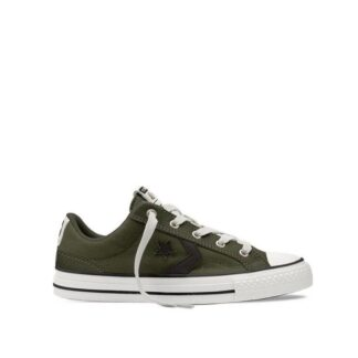 pronti-087-137-converse-baskets-sneakers-chaussures-a-lacets-sport-toiles-kaki-star-player-fr-1p