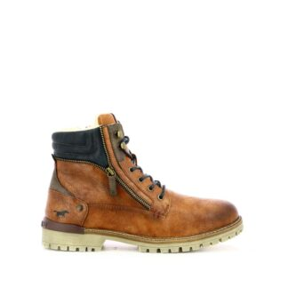 pronti-120-0o8-mustang-boots-bottines-chaussures-a-lacets-bronze-fr-1p