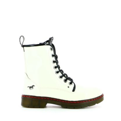 pronti-432-5w2-mustang-boots-bottines-vernis-blanc-fr-1p