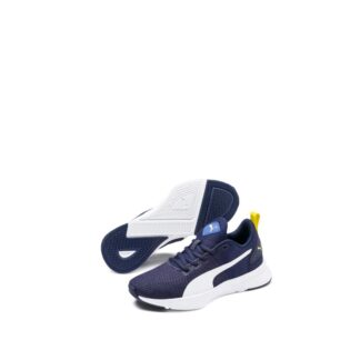 pronti-534-6n1-puma-baskets-sneakers-chaussures-a-lacets-bleu-flyer-fr-1p