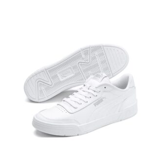 pronti-762-8j5-puma-baskets-sneakers-chaussures-a-lacets-blanc-puma-caracal-fr-1p