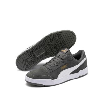 pronti-768-8a8-puma-baskets-sneakers-chaussures-a-lacets-gris-fonce-puma-caracal-sd-fr-1p