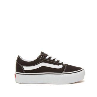 pronti-771-3f3-vans-baskets-sneakers-a-lacets-sport-noir-wm-ward-platform-fr-1p