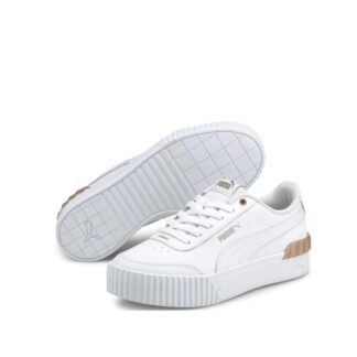 pronti-772-4p8-puma-baskets-sneakers-chaussures-a-lacets-sport-blanc-carina-fr-1p